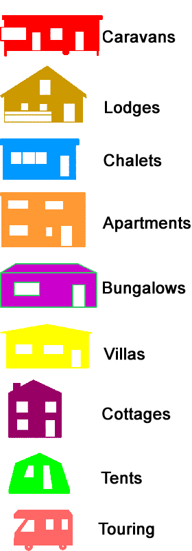 accommodation symbols